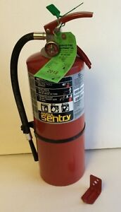 10lb Abc Ansul Sentry Fire Extinguisher Fully Refurbished Free Shipping