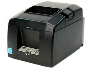 Star Micronics 39449470 Tsp650ii Series Direct Thermal Receipt Printer Gray