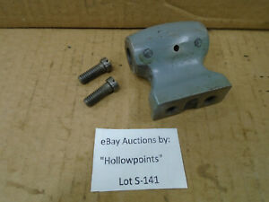 S141 Southbend 9 Lathe Lead Screw Holder Tailstock End 1 2 Model B A C Us Navy