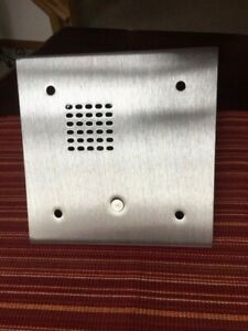 Atlas Sound Substation Intercom S s Face vpvt 4pb new