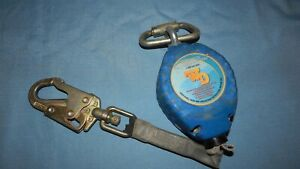 Web Devices Fall Arrest Lifeline 11 Ft Rated 310 Lbs Fall Protection Device