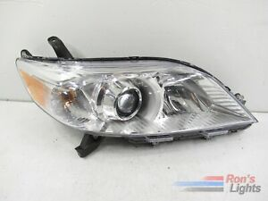 2011 2012 2013 2014 2015 2016 2017 Toyota Sienna Oem Headlight Rh Pre owned