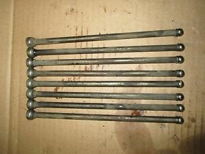 International Hydro 84 D246 Push Rod Set