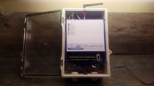 Sensaphone Cell682 Wireless Monitoring System Fgd cell682 cd