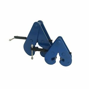Yc Type Steel Clamp V lift Industrial I beam 1 ton 5 ton Beam Clamp New