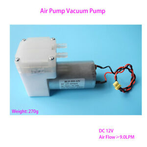 Dc 12v Aquarium Air Pump Aspirator Vacuum Pump Diy Breast Pump Vacuum Packing