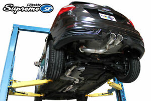 Greddy Supreme Sp Cat Back Exhaust For 13 17 Ford Focus St