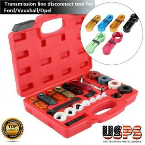 Fuel Transmission Line Cooler Disconnect Auto A C Tool Kit For Ford Vauxhall Us