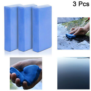 3 Pack Highly Effective Car Clay Bar Auto Detailing Magic Clay Bars Removed Spot