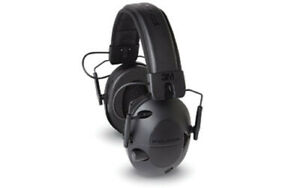 Peltor Tactical Tac100oth Black 22nrr Hearing Protection Safety Earmuffs