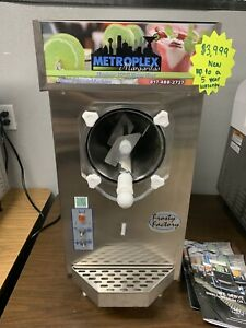 Frosty Factory 127a Margarita Frozen Drink Slush Machine