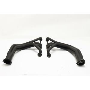 Small Block Chevy 1928 1948 Ford Chassis Headers Raw Finish