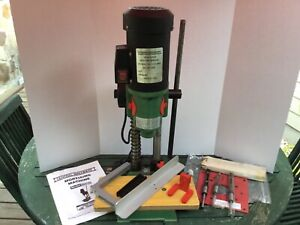 Harbor Freight Central Machinery Mortising Machine