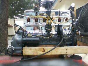 1941 Chevrolet Engine And Equipment