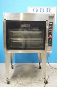 Hardt Natural Gas Commercial Rotisserie Model Blaze