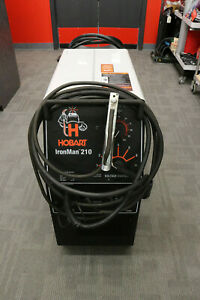 Hobart 500304 Ironman 210 30 to 210 Amp Complete Single phase Mig Welder