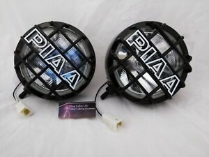 2 X Piaa 540 Xtreme White Driving Lamps