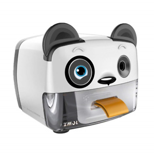 Electric Pencil Sharpener heavy Duty Helical Blade Sharpeners Plug In For Kids
