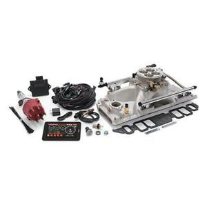 Edelbrock 35850 Pro flo 4 Efi Kit Big Block Chevy Rect Ports