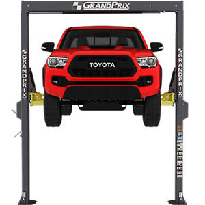 Bendpak 5175992 Grandprix Two post Vehicle Lift 7 000 Lbs