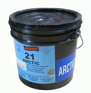 Jet lube 21 Arct Drilling Compound 1gal 11223 Horizontal Directional Drills