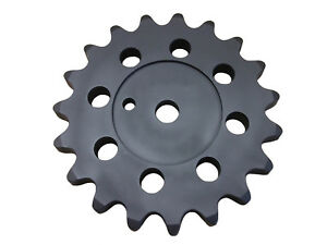 19 Tooth Drive Sprocket 6665148 Fits A Bobcat Lt405 Trencher Attachment