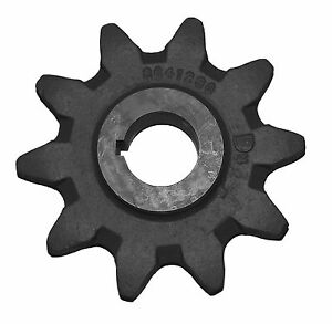 10 Tooth Headshaft Sprocket 404004 Fits Case Trencher Rt60 Tl70 100 120 Maxi
