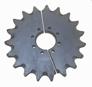 19 Tooth Sprocket 142113 Fits A 460 Direct Drivetrencher 2 Pitch Conversion