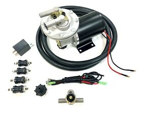 Brake Booster Electric Vacuum Pump Kit For Brake Systems
