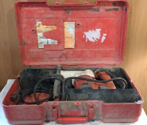 Hilti Te 72 Sds Rotary Hammer Drill And Case