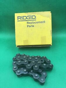 Ridgid E 27 Link Chain 062 240 520 For 450 560 640 510
