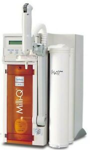Millipore Milli q Synthesis A10 Water Purification System 120v