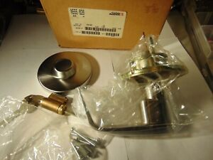 New Corbin Russwin N555 626 Lever Trim W Cylinder Keys For Panice