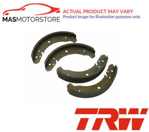 Brake Shoe Kit Set Rear Trw Gs8796 P New Oe Replacement
