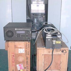 Coherent Avia 355 28 dpss Uv Laser Q switched Solid State Laser 28w