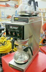 Bunn Commercial Coffee Maker With 3 Warmers S Series