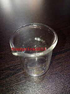 20 Ml Beaker For Laboratory Borosilicate Glass Beaker Great Accuracy Set Of 12
