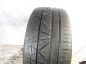 Single 1 Used Nitto Invo 245 35zr20 95w Dot 5213 A1