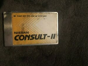 Nissian Consult Ii Yellow Card