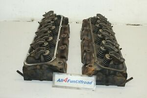 Ford 429 460 Heads D2ve Aa Pair