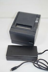 Epson Thermal Pos Receipt Printer Rs 232 Interface Unknown Model