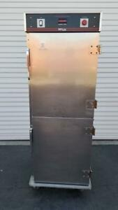 Bevles Ca70 cv32shw m16 Full Size Pass Thru Heated Holding Cabinets Tested