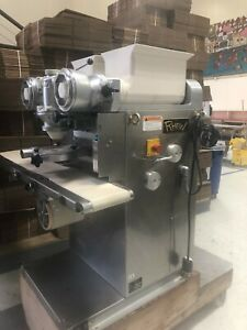 Bakery Kitchen Equipment Dough Portioning Cookie Depositor Used