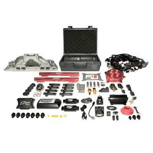 Fast 3011454 10e Complete Ez efi Kit Big Block Chevy Up To 1000hp