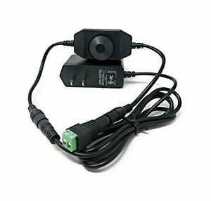 12v 1a 12w Led Driver 12v 1a Jelsco Power Adapter With Dimmer plug In
