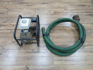 Northstar Semi Trash Water Pump With Honda 4 0 Engine
