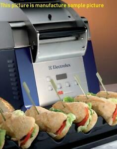 Electrolux Hsg Panini Press Sandwich Grill Hsppan Year 2013 Tested Works Good 1