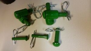 John Deere Antique Model 800 801 3 Pt Hitch Oem Knuckles Pins Make Offer