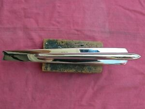 49 50 Chevy Gm Nos Hood Ornament