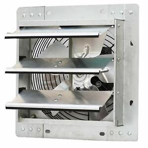 Shutter Exhaust Fan Wall mounted Automatic Ventilador De Escape Del Obturador